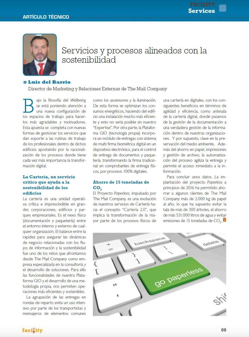 sostenibilidad FM&SCaptura